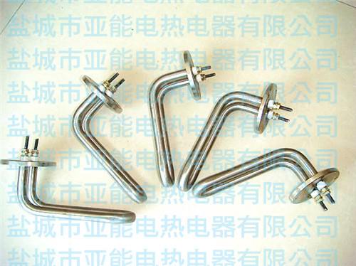 单端加热器:电热管用于不能在两端接线的